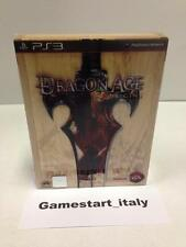 DRAGON AGE ORIGINS COLLECTOR'S EDITION - PS3 -  NUOVO SIGILLATO NEW ASIA VERSION