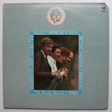 The Blue Velvet Band Bill Keith Richard Greene WBros LP 1969
