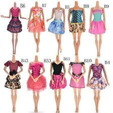 Widding vestidos para Barbies princesa muñecas 27 estilos para elegir encantador