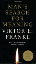 Man's Search for Meaning by Viktor E. Frankl [Ethnic & National] Paperback [NEW]
