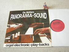ADY ZEHNPFENNIG Dr. Böhm Panorama-Sound GER LP DR. BÖHM Z 6 A, DR. BÖHM CnT/L