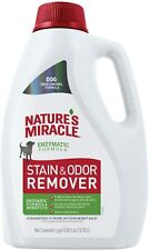 Dogs Stain and Odor Remover For Carpets, Hard Floors, Furniture, Fabrics 128 oz