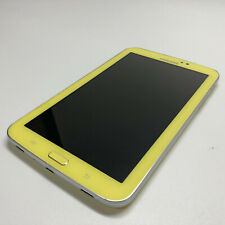 Samsung Galaxy Tab 3 SM-T2105 Kids 8GB, Wi-Fi, 7in - Yellow