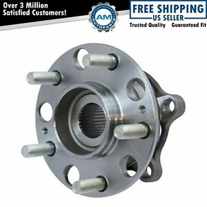 Rear Wheel Bearing & Hub Assembly Driver or Passenger Side for Equus Genesis New
