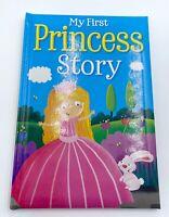 Cuento Libro niños mi primer cuento de princesas idioma ingles nuevo sin uso