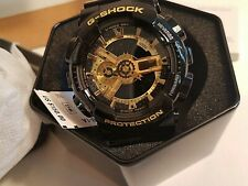 Casio G-Shock Watch $150 New Over Stock With Tags GA110GB-1A