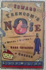 Edward Trencom's Nose: Giles Milton: Unabridged Cassette Narr Jonathan Keeble