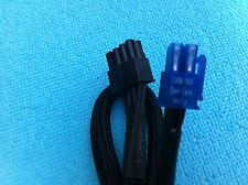 8 PIN TO 6+2 PIN PCIE POWER cable for Corsair TXM,HX -ORIGINAL-BLACK & BLUE
