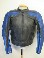 "Giacca IN PELLE DAINESE VINTAGE CAFE RACER Moto Giacca Biker M 40"" EURO 50"
