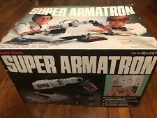 Vintage Radio Shack Super Armatron with some Accessories and original box.