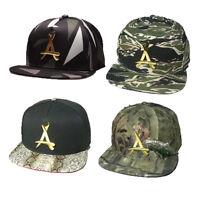 HOT Women Men New Black Baseball Cap Snapback Hat Hip-Hop Adjustable Bboy Cap