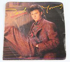 "Paul Young Everytime You Go Away 45 Single 7"" Vinyl Gay Interest Retro 80s Pop"