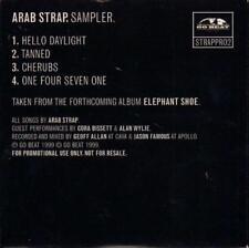 Arab Strap(CD Album)Album Sampler-New