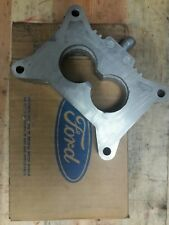 NOS 64-70 Ford Mustang 289 351 2Barrel bbl Carburetor spacer D2TZ-9A589-A fomoco