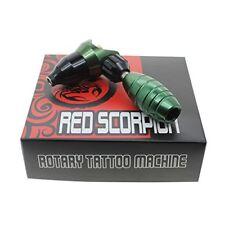 SALE Redscorpion Rotary Tattoo Machine Gun Aluminum Alloy Frame Japan Technology