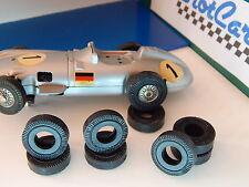 8  pneus AR URETHANE pour  F1 Märklin 1/32