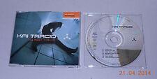 Single CD Kai Tracid Too many Times 2001 7.Tracks Remix by Warmduscher, Yoda 171