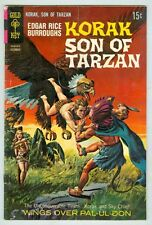 Korak Son of Tarzan #26 December 1968 VG