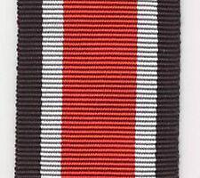 603 Nastrino di produzione moderna - Germania Croce di Ferro di 2^ Classe 1939