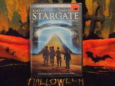 STARGATE, KURT RUSSELL, JAMES SPADER, SCI-FI Movie, DVD region 1 extended cut