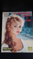 Rivista Brigitte Bardot il Mio Film N°636 Special 1958