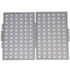 Smd 1206 1 Rohs Sample Assorted Resistor Kit E96 144 Valuex100pcs Box All 10m