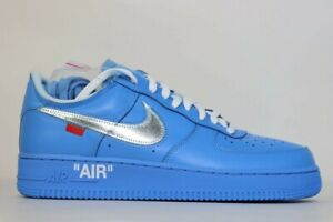 Air Force 1 Low Off-White University Blue