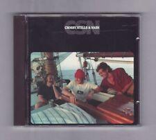 (CD) CROSBY, STILLS & NASH - CSN / West Germany Disc / Early Pressing