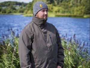 Avid Carp Blizzard Ripstop Waterproof Fishing Jacket *All Sizes*