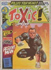 Toxic! Comic No. 3 April 11, 1991