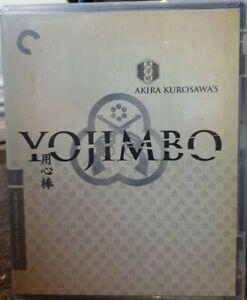 Yojimbo - The Criterion Collection Blu-ray (Region A)