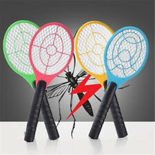 Electric Fly Insect Killer Bug Zapper Racket Mosquito Wasp Swatter ElectroniPth
