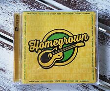 Homegrown 2-disc CD NEW Cold Chisel Wolfmother Silverchair LRB Noiseworks ...