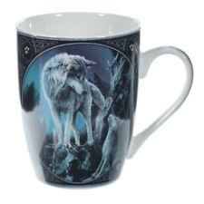 Tasse Lisa Parker Spirit Wolf Kaffeetasse Kaffeebecher Gothic Fantasy