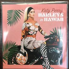 "KATY PERRY ""HARLEYS IN HAWAII"" 8 MIX BRAZILIAN CD PROMO - NEW / UNPLAYED"