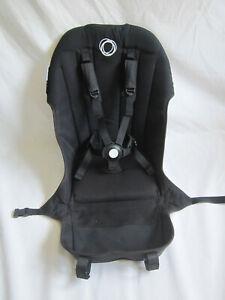 Bugaboo Buffalo Seat Fabric in Black
