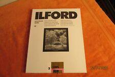 Ilford Ilfobrom Galerie Fb Ig3.1K 11x14 50 Sheets Sealed New