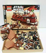 LEGO Star Wars Jabba's Sail Barge 2006 (6210) BOXED - 250