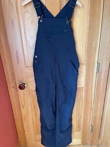 Duluth ripstop overalls, nylon size S, dusky blue, jumpsuit