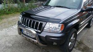 -Bug-Deflector Motorhaubenschutz Jeep Grand Cherokee. Bj.1999-2004