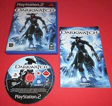 Playstation PS2 Darkwatch  [PAL Fr] Two Slim *JRF
