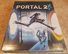 Portal Strategy Guide Official Stratgey Guide BRAND NEW FACTORY SEALED VALVE