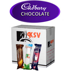 Cadburys Hot Chocolate for 73mm In-Cup Vending Machines INCUP Drinks x300