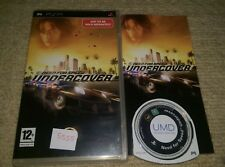 Need for Speed Undercover  - Rare Sony PSP Game