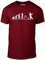 Zombie Evolution T-shirt - T Shirt Funny Zombies humour Living Dead walking