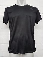 Adidas Herren Lauf-T-Shirt SS TEE (BP7430) schwarz, Gr. M-2XL   NEU!!!