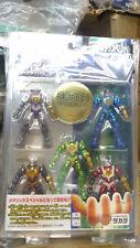 Takara Microman ACROYEAR Figure 5 pcs set Pack