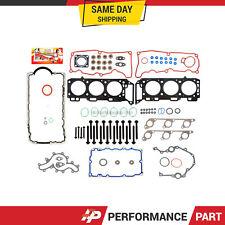 Full Gasket Set Head Bolts for 04-09 Ford Ranger Explorer Mazda B4000 Mercury