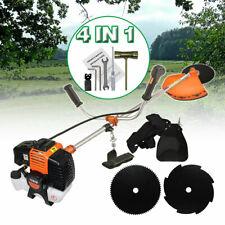 52cc Multi Blade Powerful Gas Grass Trimmer Gasoline String Trimmer Brush Cutter