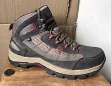 Ladies PETER STORM 'Filey Mid' Waterproof Hiking/Walking Boots -size 5 (38)